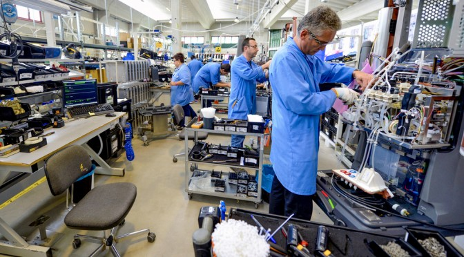 electro mechanical assembly jobs in huntingdon