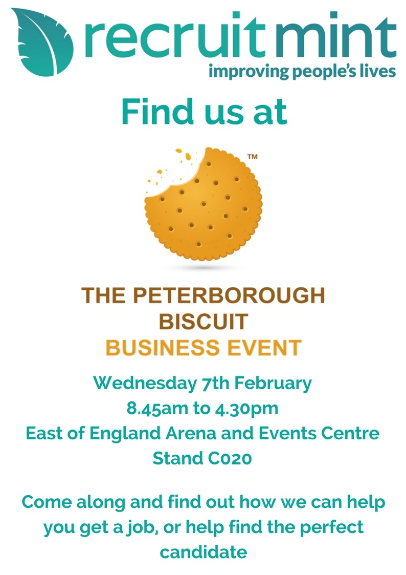 The Peterborough Biscuit Business Event