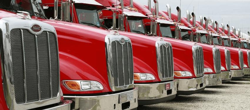 self-driving lorries